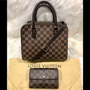 Louis Vuitton Damier Ebene Triana #1.6hjg